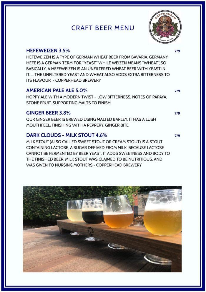 CM-beer menu