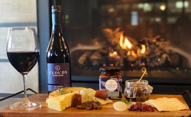 wine platter